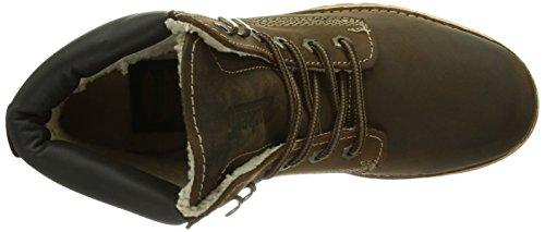 Dockers 331250-007020 - Botines Mujer Cafe 020