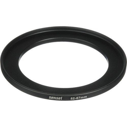 Sensei 52-67mm Step-Up Ring