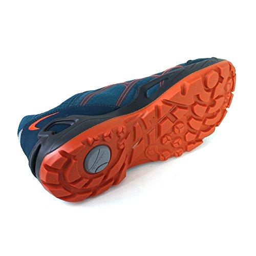 Lowa Innox Gtx - Zapatillas de senderismo de Material Sintético para niño turquesa Türkis (petrol/orange) Türkis (petrol/orange)