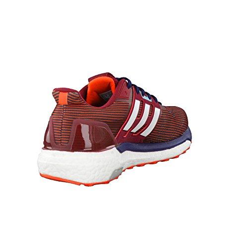 Adidas Supernova M, Chaussures de Tennis Homme, Orange (Energi/Ftwbla/Maruni), 44 EU
