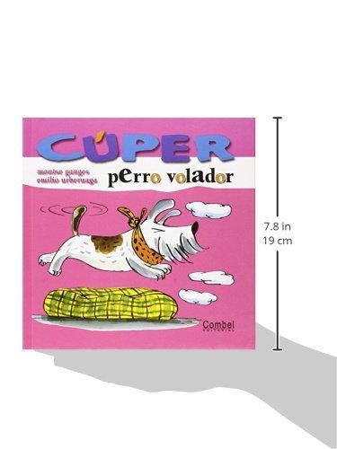 Amazon.com: Cúper, perro volador (Colección Cúper ...