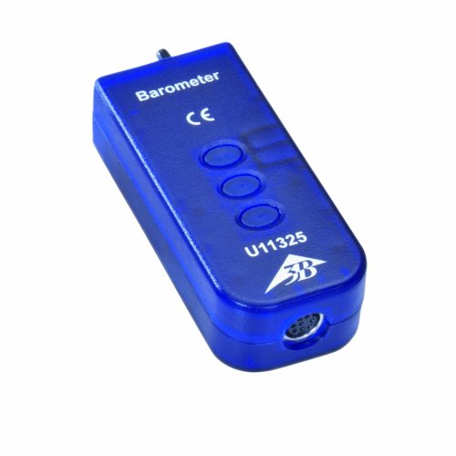 3B Scientific NETlog Barometer, 700-1200 hPa Range, 0.1 hPa Resolution by 3B Scientific