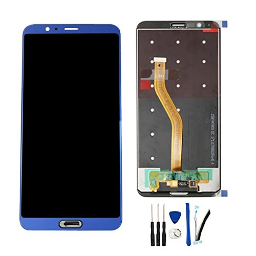 Full LCD Display With digitizer touch screen For Huawei Honor V10 BKL-AL00 BKL-AL20/Honor View 10 Global BKL-L09 Assembly replacement Dark blue