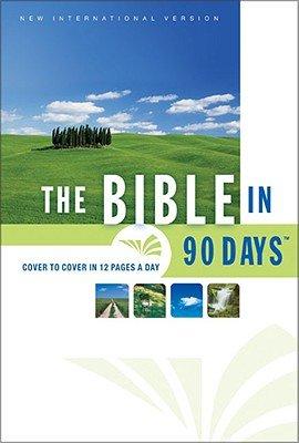 Bible in 90 Days-NIV-Thinline Large Print [B-NI-ZON THINLINE LP] PDF