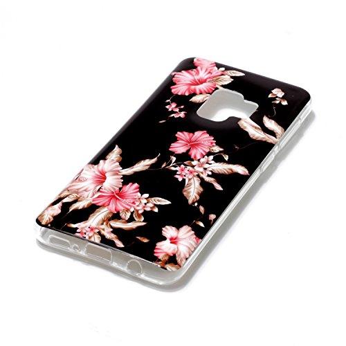 portable marble et fait Samsung matériel Anti Azaleas pour le étui étui coque téléphone mince Slip housse S9 rigide de léger Galaxy coque Mate9 TPU ultra pattern inShang dans 0xadq47q