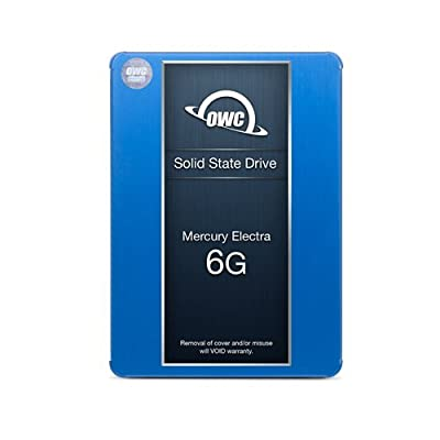 """OWC 240GB Mercury Electra 6G SSD 2.5"""" Serial-ATA 7mm Solid State Drive from Other World Computing"""