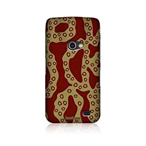 Stripes And Spots Wwii Panzer Camo Case For Samsung Galaxy Beam I8530