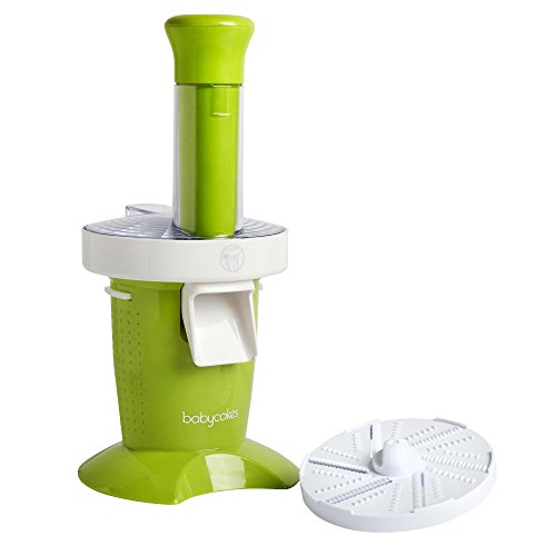 Babycakes FFS-2GR Healthy Frozen Freeze Station Dessert Maker
