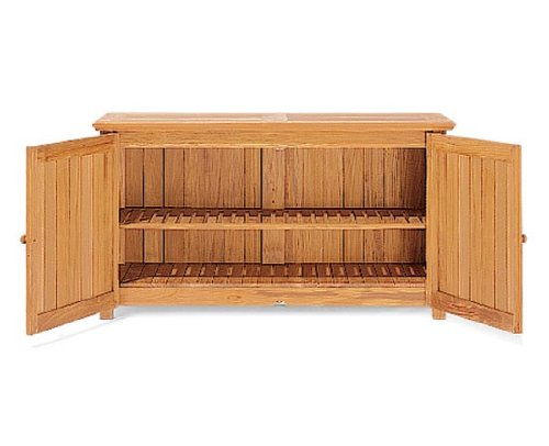 New Grade A Teak Wood Chest Storage Cabinet #WHSTCH