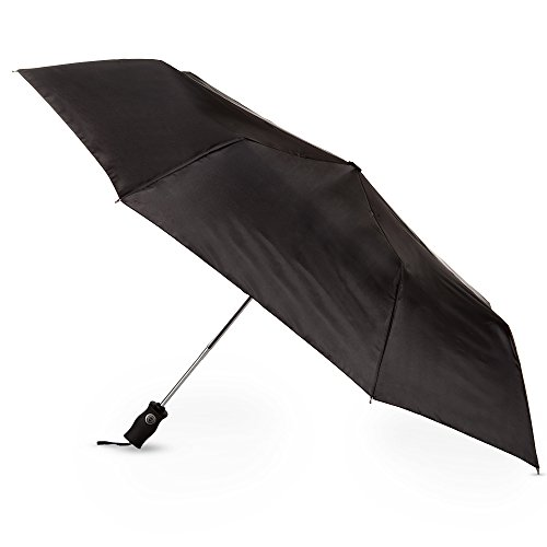 Totesport Close Compact Umbrella Black product image