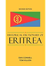 Historical Dictionary of Eritrea (Historical Dictionaries of Africa)