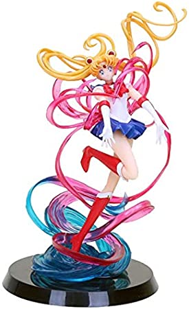Anime Figuarts ZERO Sailor Moon Sailor Moon Moon Crystal Power PVC Figure Model