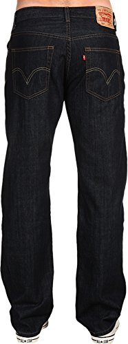 Levi's Men's 559 Relaxed Straight Fit Jean, Tumbled Rigid, (Five Pocket Zip Fly Jeans)