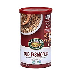 old fashioned non gmo organic oats