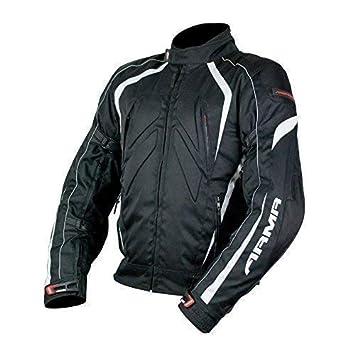 Chaqueta impermeable para Motocicleta Moto Shiro Armr negro ...