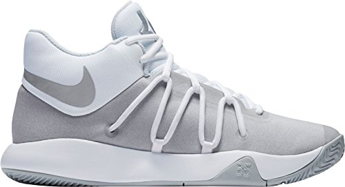 Nike Mens Kd Trey 5 V Chaussures De Basket-ball Blanc / Gris