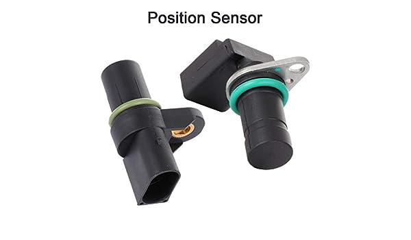 Amazon com: OCPTY 2PCS Position Sensor Engine Camshaft