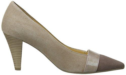 Gabor - Zapatos de tacón para mujer Mehrfarbig (mauve/rose/darknud)