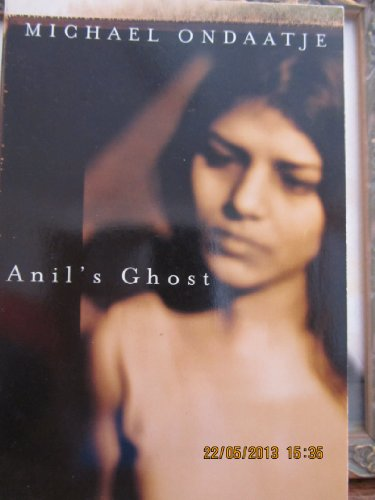 Anils Ghost 1ST Edition Anils Ghost