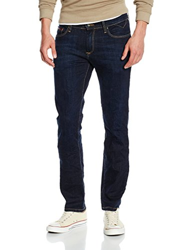 911 Scanton Jeans Hilfiger rinse Comfort Uomo Da Tommy Blau Worn 4qzvOvw