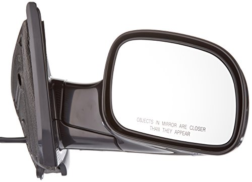 Depo 333-5403R3EBH Black Passenger Side Power Heated Mirror