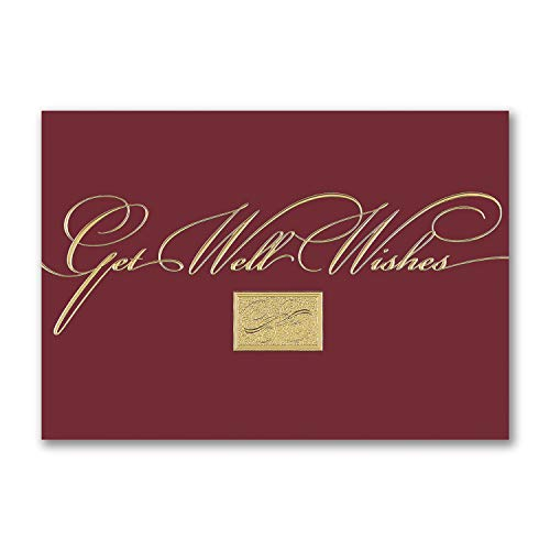 300pk Get Well Greetings - Get Well Card-Get Well Soon Cards