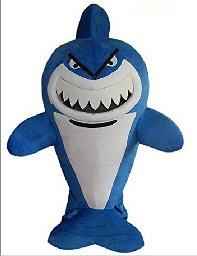 (Adult Size Sharks Mascot Costume Sharks Cosplay)