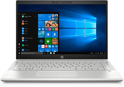 HP Pavilion 14-CE1073TX 14-inch Laptop (8th Gen Core i5-8265U/8GB/512GB SSD/Windows 10, Home/2GB NVIDIA GeForce MX150 Graphics), Mineral Silver