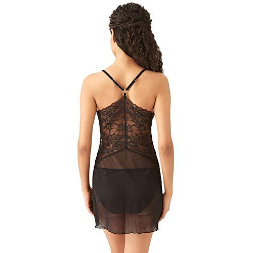 b.tempt'd by Wacoal Women's Lace Encounter Chemise, Night, L