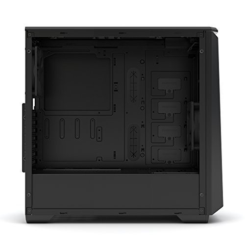 Phanteks PH-EC416PTG_BK Eclipse P400 Steel ATX Mid Tower Case Satin Black,''Tempered Glass'' Edition Cases by Phanteks (Image #7)