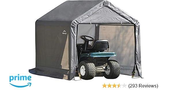 Amazon Com Shelterlogic 6 X 6 Shed In A Box All Season