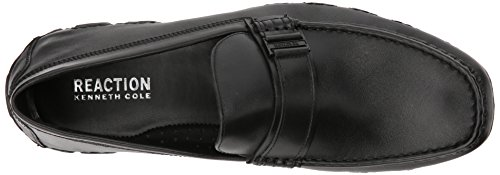 Kenneth Cole REACTION Mens Later Driver B Loafer Black ODPb6yl5