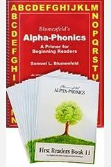 Alpha-Phonics Primer & 11 Reader Set by Samuel L. Blumenfeld (2011-08-02) Spiral-bound