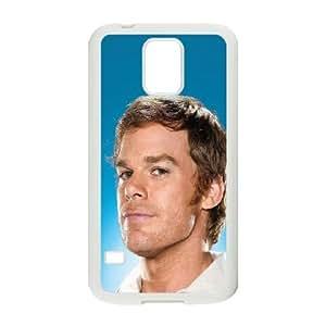 Morgan Dexter Samsung Galaxy S5 Cell Phone Case White NiceGift pjz0035050122
