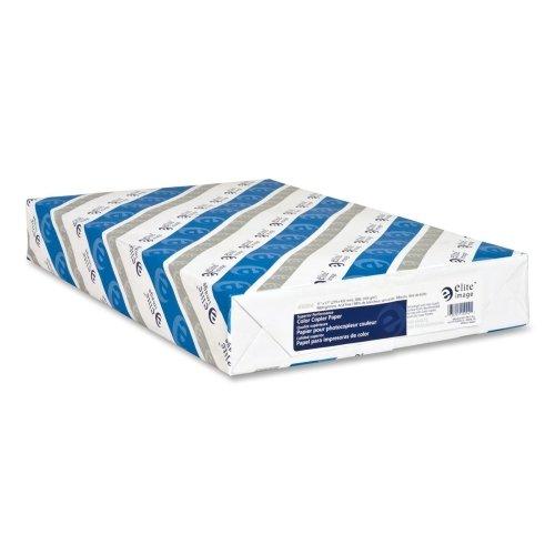 Elite Image Color Copier Paper - Ledger/Tabloid - 11quot; x 17quot; - 28 lb - Smooth - 98 Brightness - 1 / Ream - White