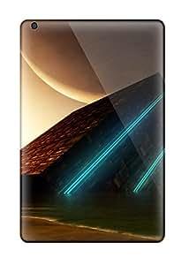 Special Design Back Cube Phone Case Cover For Ipad Mini/mini 2