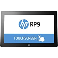 HP RP9 G1 Retail System V2V39UT#ABA 15.6 All-in-One Desktop(Black/Silver)
