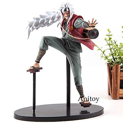 Amazon.com: Figuras de acción Fallhuoz Naruto Shippuden Gama ...