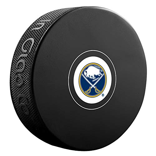 Buffalo Sabres Autograph Model Hockey Puck ()