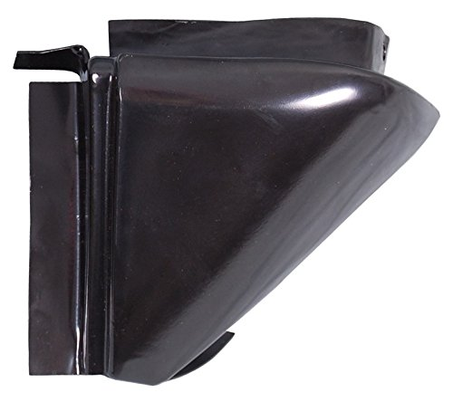 Auto Metal Direct Rear Valance Corner - RH - 68-70 Charger Dodge Charger Quarter Panel