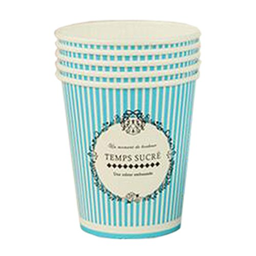 Disposable Cup Juice Paper Cup Water Cup For Wedding/Party,50 Counts