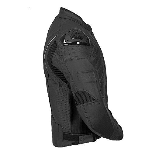 Fieldsheer Unisex-Adult Super Sport Air Jacket (Black, 44), 1 Pack by Fieldsheer (Image #1)