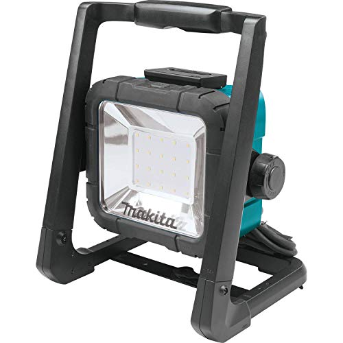 Makita DML805 18V LXT Lithium-Ion Cordless/Corded 20 L.E.D. Flood Light, Only