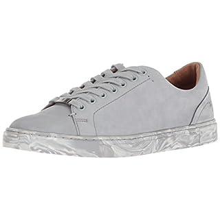 Frye Women's Ivy Low LACE Sneaker, Ice, 6 M US