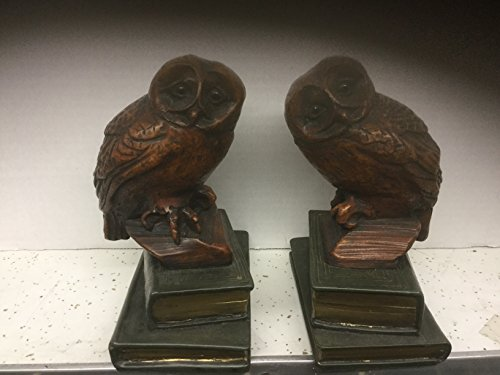 Enesco Owl 2pc.set Owl Book Ends