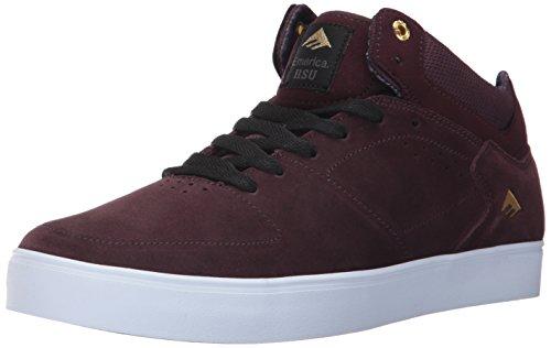 Emerica Hsu G6 Skate Schuh Lila / Weiß