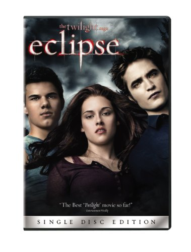 The Twilight Saga  Eclipse  Single Disc Edition