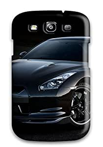 Hot New Shockproof Protection Case Cover For Galaxy S3/ Nissan Gtr Specv Car Case Cover