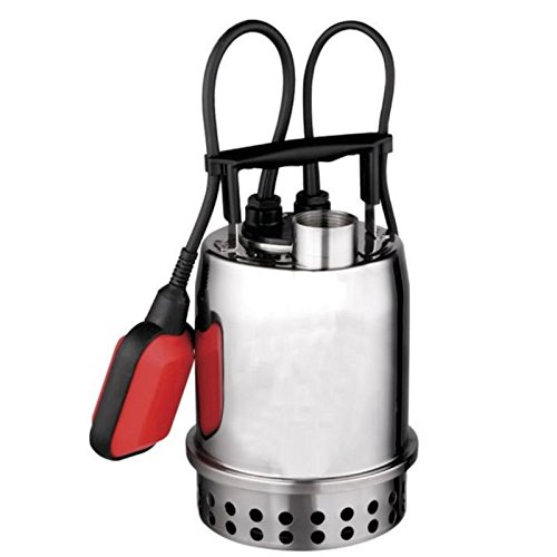 HONDA WSP33 Submersible Pump, Top Discharge, 1/3hp 115V