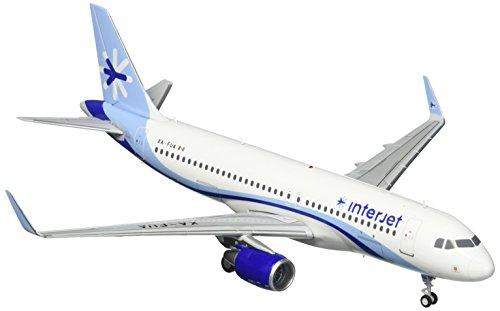 GEMINI200interjet A320-200Avión (escala 1/200)